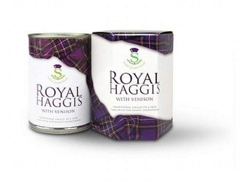 Traditional Tinned Royal Scotch Haggis