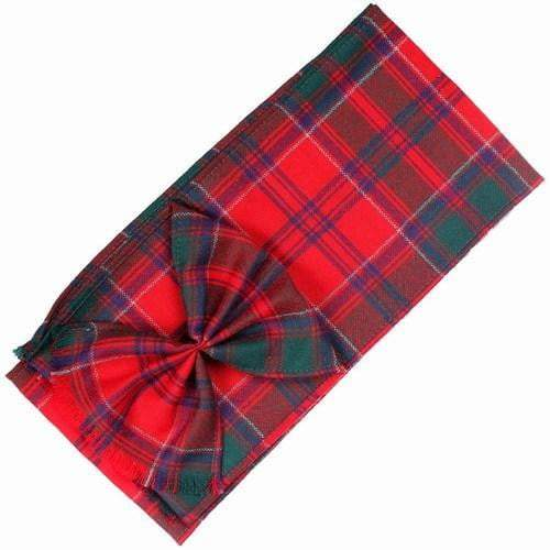 Ladies Mini Sash & Rosette (500 Tartans) - Made to Order