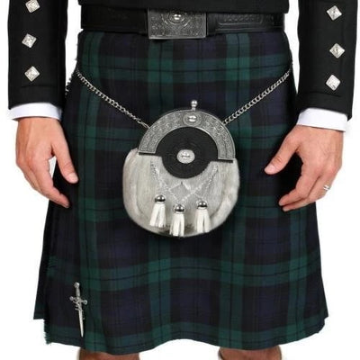 Men's 5 Yard Lochcarron Strome (16oz) Kilt