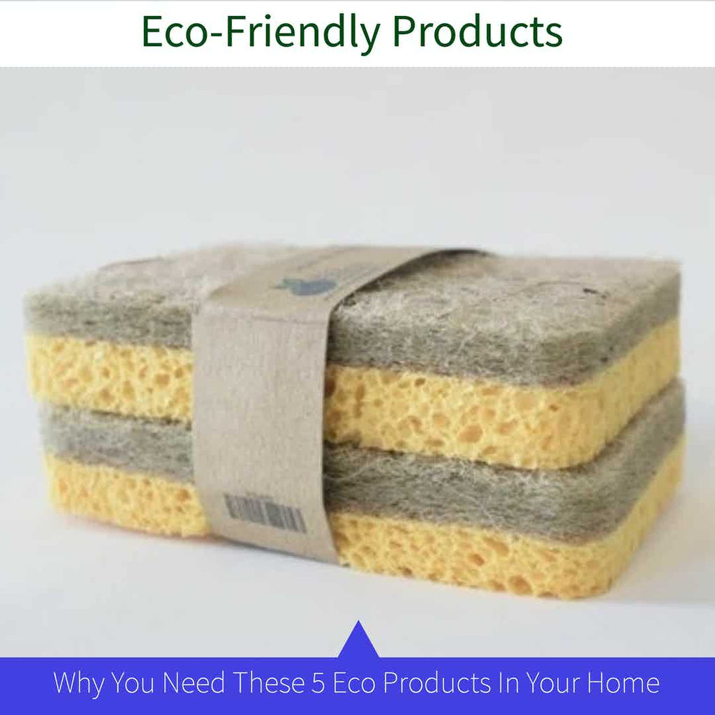 Why You Need These 5 Eco Products In Your Home