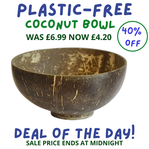 PLASTIC FREE DEAL OF THE DAY