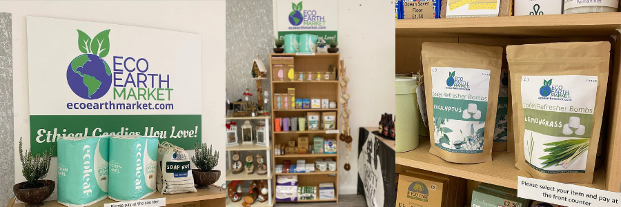 Eco Earth Market @ The Port Collective