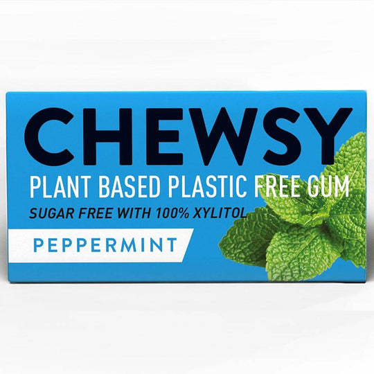Chewsy Plastic Free Chewing Gum - Eco Earth Market