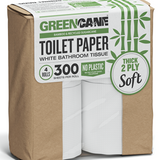 Sugarcane & Bamboo Toilet Paper - Eco Earth Market
