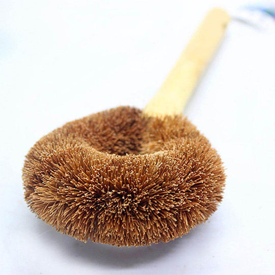 Coconut Cleaning Kitchen Brush - Eco Earth Market