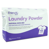 Friendly Laundry Powder (3kg) - Eco Earth Market