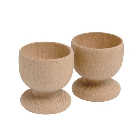 Wooden Egg Cups - Eco Earth Market