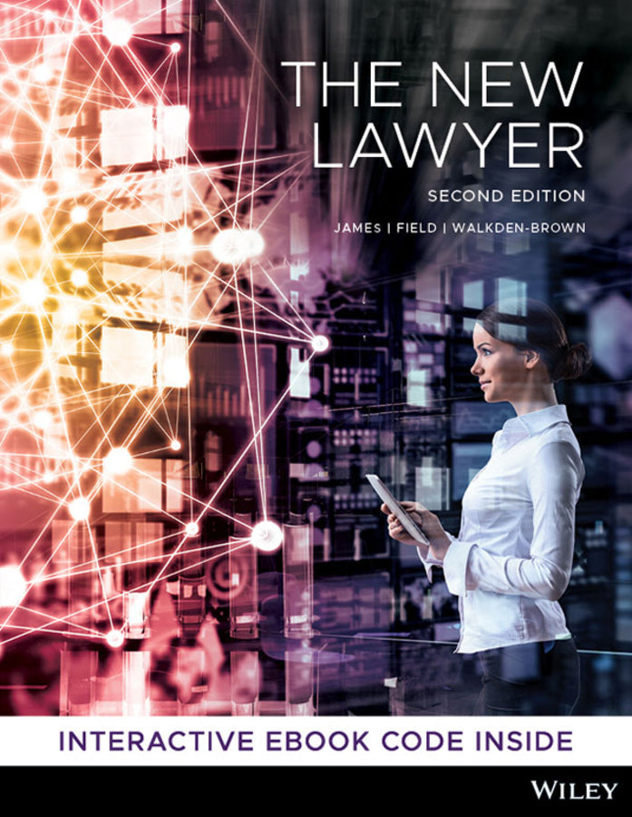 The New Lawyer, 2nd Edition | Jekkle Textbooks | Zookal Textbooks
