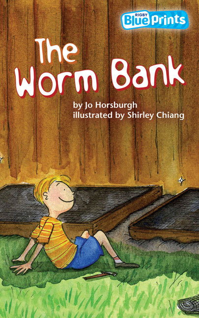 Blueprints Middle Primary B Unit 2: The Worm Bank | Jekkle Textbooks | Zookal Textbooks