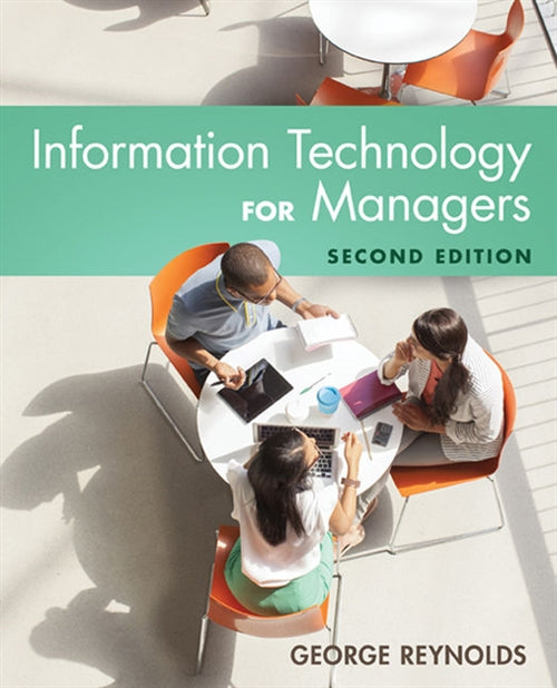 Information Technology for Managers | Jekkle Textbooks | Zookal Textbooks