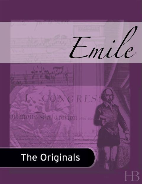 Emile | Jekkle Textbooks | Zookal Textbooks