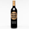 """Best Mom Ever"" Personalized Wine"