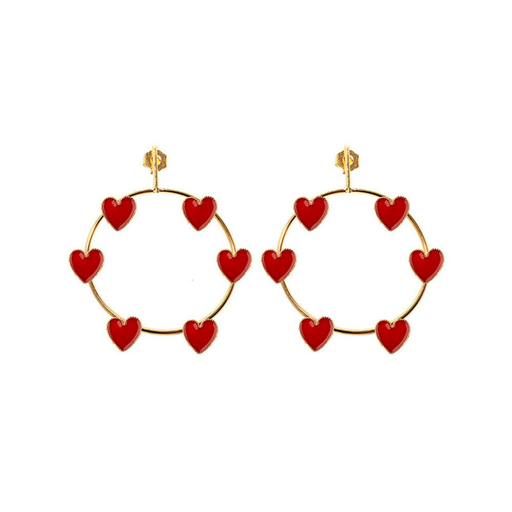 Aretes I Heart You Multi