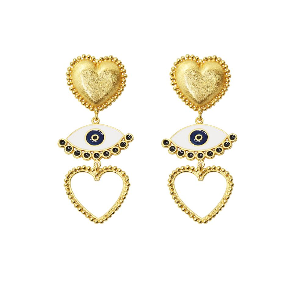Aretes Eye Heart You