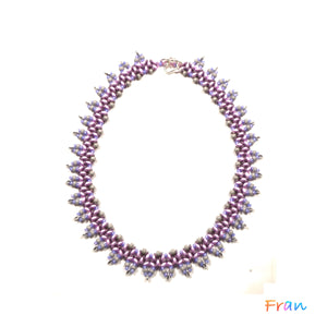Spice Necklace - Mauve