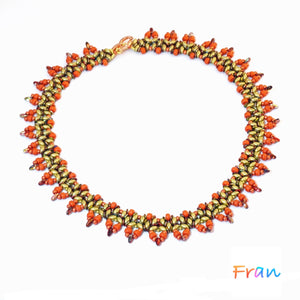 Spice Necklace - Autumn