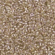 15-1521 Sparkling Light Bronze Lined Crystal 13.5-14 grammes