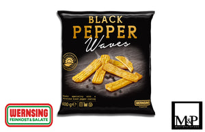 Black Pepper Waves (600gm/pack)
