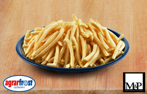 Shoestring Fries (2.5kgs/pack)