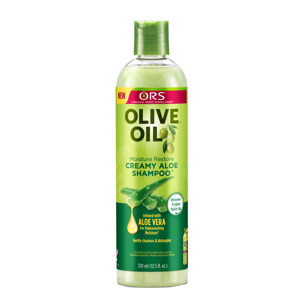 Olive Oil Creamy Aloe Shampoo 370ml
