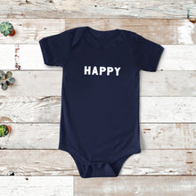 Load image into Gallery viewer, Happy - Infant Bodysuit