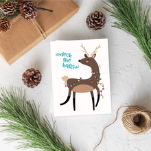 Load image into Gallery viewer, Bear Christmas Card Set