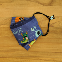 Load image into Gallery viewer, 3D Mask - Adult - Let's Ride