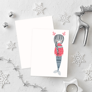 Ocean Friends Christmas Card Set