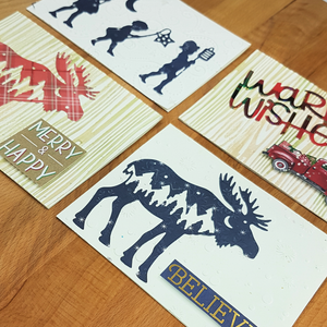 Mother North - Warm Wishes - Christmas Card Set