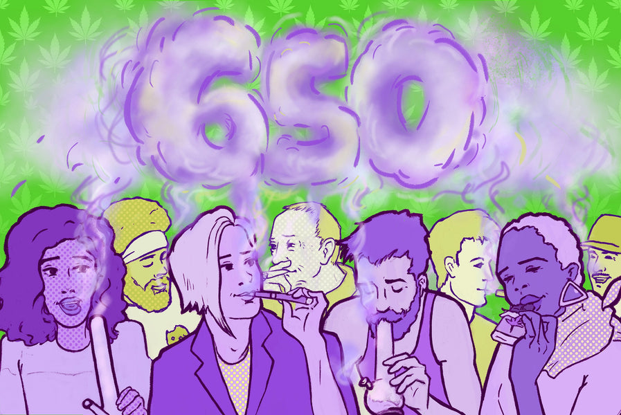 The 650 Guide to Legal Marijuana on the SF Peninsula