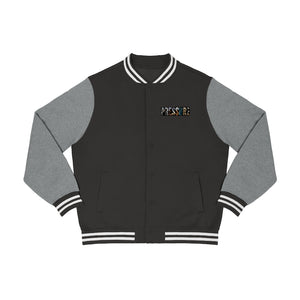 Open image in slideshow, Men's PRESSURE Varsity Jacket