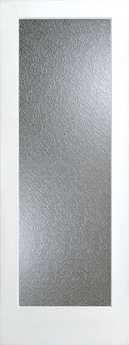 French Interior Doors Retro Series Delta Frost Glass