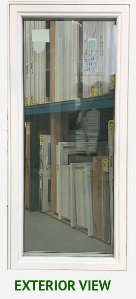 Casement Window 27 3/4