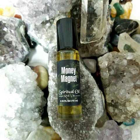 Money Magnet roll-on oil