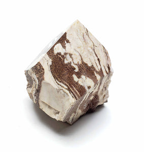 Brown Zebra Jasper Point