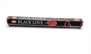 Black Love Incense