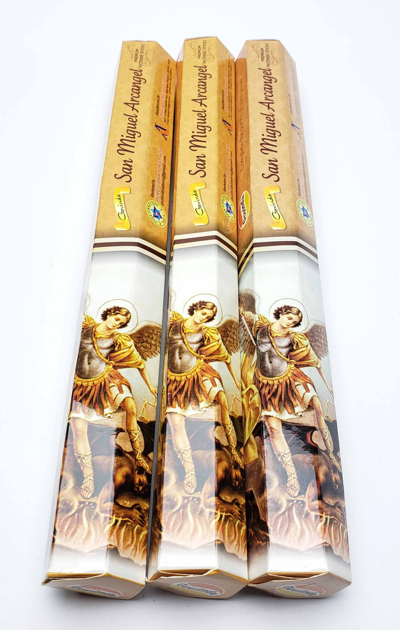 Saint Michael Archangel Incense Sticks