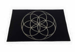 Seed of Life Crystal Grid Mat