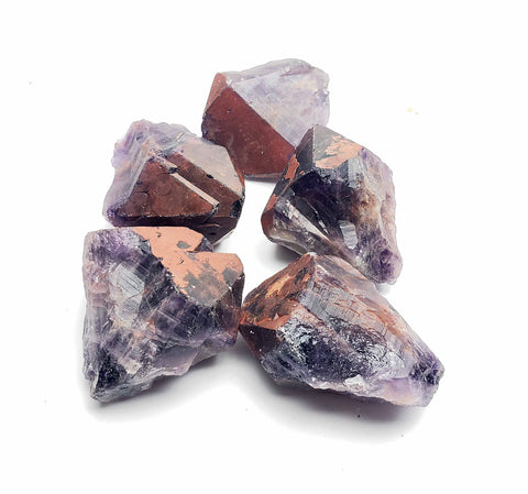 Red Amethyst Raw
