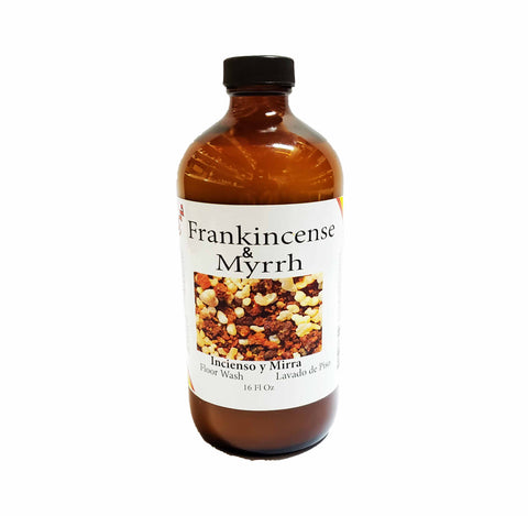 Frankincense & Myrrh Floor Wash