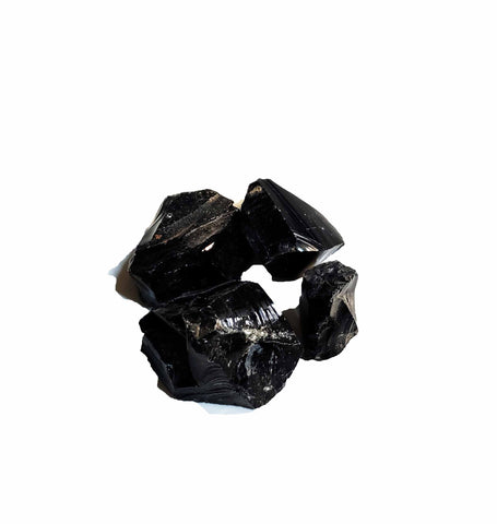 Black Obsidian Raw Stone