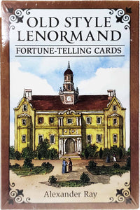 Old Style Lenormand Fortune-Telling Cards
