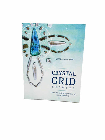 Crystal Grid Secrets Book