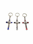Crucifix Key Chain