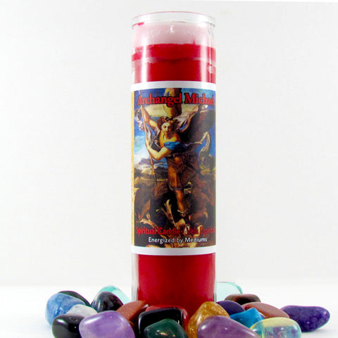 Michael the Archangel Candle