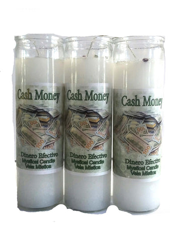 Cash Money Candle