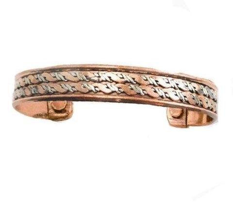 Copper Magnet Bracelet