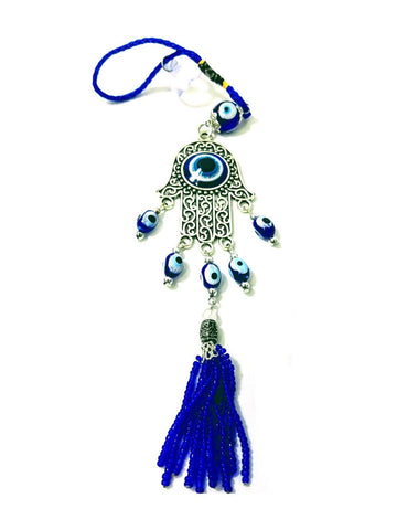 HAMSA & EVIL EYE WALL DECOR
