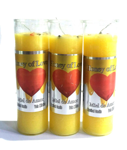 Honey of Love Candle