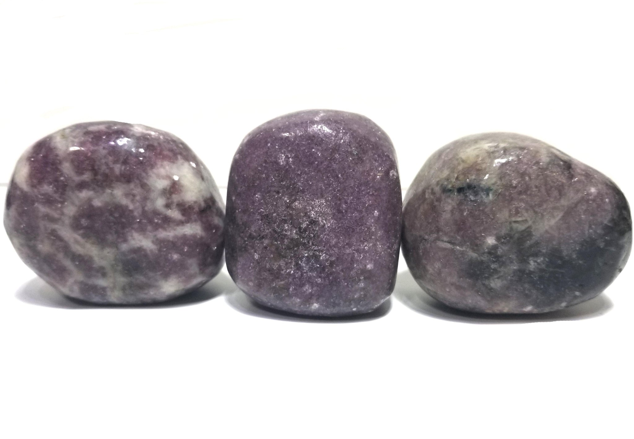 Lepidolite Power Stone